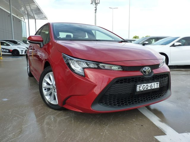 Pre-Owned Toyota Corolla Mzea12R Ascent Sport Blacktown, 2019 Toyota Corolla Mzea12R Ascent Sport Wildfire 10 Speed Constant Variable Sedan