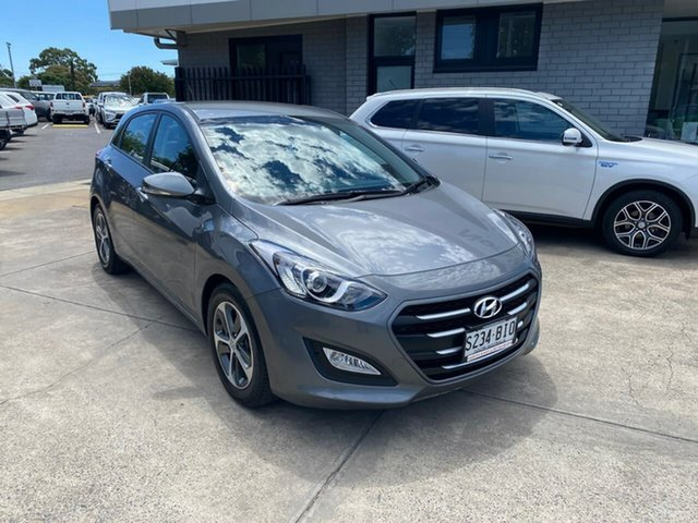 Used Hyundai i30 GD3 Series II MY16 Active X DCT Hillcrest, 2015 Hyundai i30 GD3 Series II MY16 Active X DCT Grey 7 Speed Sports Automatic Dual Clutch Hatchback