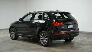 2016 Audi Q5 8R MY17 TDI S Tronic Quattro Sport Edition Mythos Black 7 Speed.
