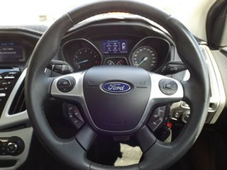 2012 Ford Focus LW Sport PwrShift 6 Speed Sports Automatic Dual Clutch Hatchback