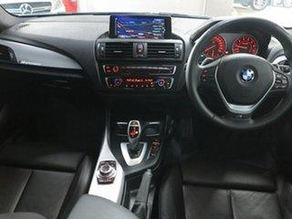 2013 BMW 1 Series F20 MY0713 M135i Blue 8 Speed Sports Automatic Hatchback