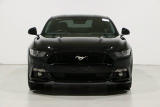 2016 Ford Mustang FM Fastback GT 5.0 V8 Black 6 Speed Manual Coupe.