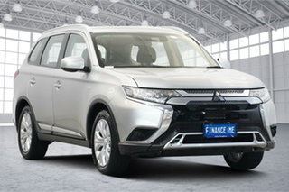2019 Mitsubishi Outlander ZL MY19 ES AWD Silver 6 Speed Constant Variable Wagon.