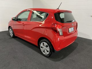 2016 Holden Spark MP MY16 LS Absolute Red 1 Speed Constant Variable Hatchback