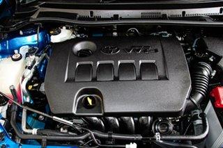 2016 Toyota Corolla ZRE182R MY15 Ascent Sport Blue Gem 7 Speed CVT Auto Sequential Hatchback