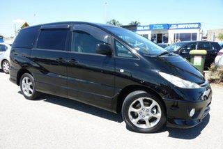 2004 Toyota Estima ACR30 Aeras Black 4 Speed Automatic Wagon.