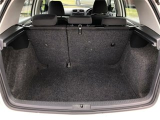 2011 Volkswagen Golf VI 90TSI Trendline White 6 Speed Manual Hatchback