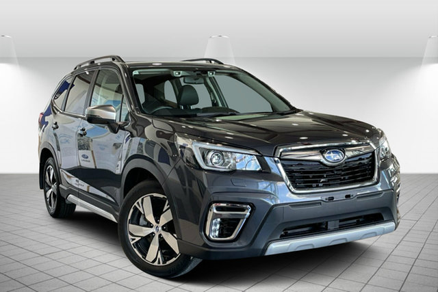 Used Subaru Forester S5 MY19 2.5i-S CVT AWD Hervey Bay, 2019 Subaru Forester S5 MY19 2.5i-S CVT AWD Grey 7 Speed Constant Variable Wagon