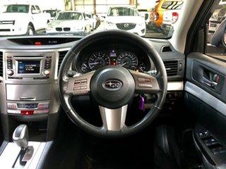 2012 Subaru Liberty B5 MY12 2.5i Lineartronic AWD Grey 6 Speed Constant Variable Sedan