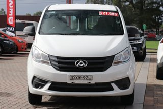2017 LDV G10 SV7C White 6 Speed Manual Van