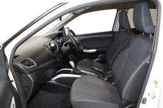 2019 Suzuki Baleno GL White 4 Speed Automatic Hatchback