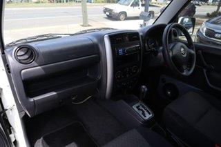 2008 Suzuki Jimny SN413 T6 Sierra Trekker White 4 Speed Automatic Hardtop