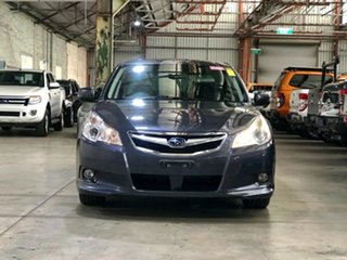 2012 Subaru Liberty B5 MY12 2.5i Lineartronic AWD Grey 6 Speed Constant Variable Sedan.