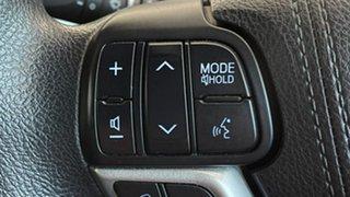 2018 Toyota Kluger GSU55R GX AWD Black 8 Speed Sports Automatic Wagon