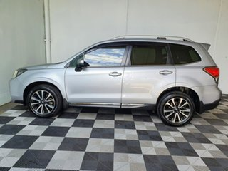 2017 Subaru Forester S4 MY17 XT CVT AWD Silver 8 Speed Constant Variable Wagon