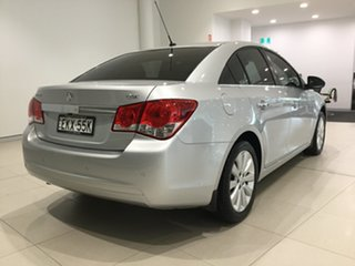 2013 Holden Cruze JH Series II MY14 CDX Silver 6 Speed Sports Automatic Sedan.