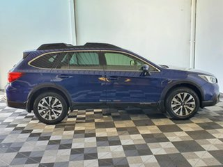 2017 Subaru Outback B6A MY17 2.5i CVT AWD Blue 6 Speed Constant Variable Wagon