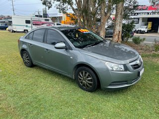 2009 Holden Cruze JG CD Grey 6 Speed Sports Automatic Sedan