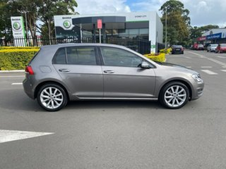 2014 Volkswagen Golf VII MY14 103TSI DSG Highline Grey 7 Speed Sports Automatic Dual Clutch