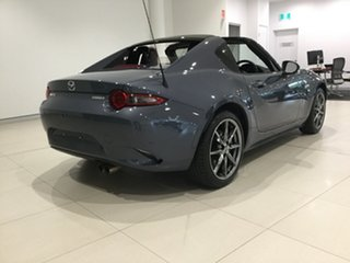 2019 Mazda MX-5 ND GT RF SKYACTIV-MT Polymetal Grey 6 Speed Manual Targa.
