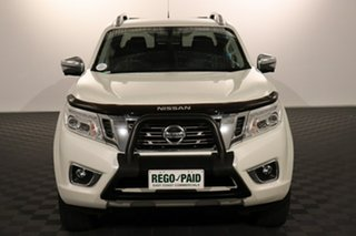 2018 Nissan Navara D23 S3 ST-X White 6 speed Manual Utility.