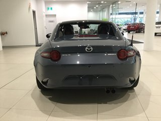 2019 Mazda MX-5 ND GT RF SKYACTIV-MT Polymetal Grey 6 Speed Manual Targa