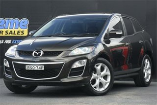 2011 Mazda CX-7 ER1032 Luxury Activematic Sports Black 6 Speed Sports Automatic Wagon.