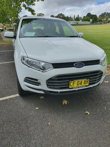 Used Ford Territory SZ TX Seq Sport Shift Armidale, 2013 Ford Territory SZ TX Seq Sport Shift White 6 Speed Sports Automatic Wagon