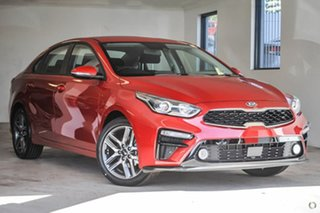 2020 Kia Cerato BD MY21 Sport Red 6 Speed Sports Automatic Sedan.