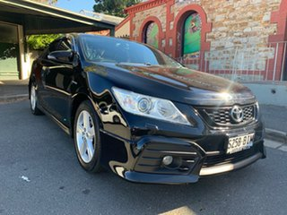 2014 Toyota Aurion GSV50R Sportivo ZR6 Black 6 Speed Sports Automatic Sedan.
