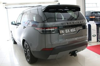 2018 Land Rover Discovery Series 5 L462 MY18 SE Grey 8 Speed Sports Automatic Wagon.