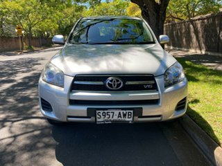 2008 Toyota RAV4 GSA33R MY08 CV6 Silver 5 Speed Automatic Wagon