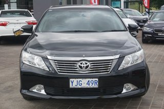 2013 Toyota Aurion GSV50R Prodigy Black 6 Speed Sports Automatic Sedan.