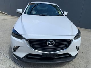 2020 Mazda CX-3 DK2W76 sTouring SKYACTIV-MT FWD Snowflake White 6 Speed Manual Wagon