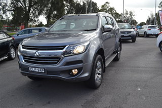 2017 Holden Trailblazer RG MY18 LTZ Grey 6 Speed Sports Automatic Wagon.