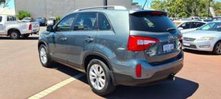 2014 Kia Sorento XM MY14 SLi 4WD Grey 6 Speed Sports Automatic Wagon