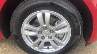 2013 Holden Barina TM MY13 CD Red 5 Speed Manual Hatchback
