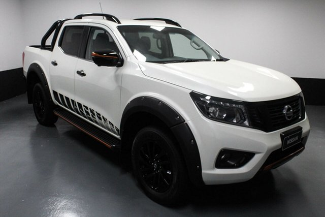 Used Nissan Navara D23 S4 MY19 N-TREK Hamilton, 2019 Nissan Navara D23 S4 MY19 N-TREK White 7 Speed Sports Automatic Utility