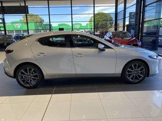 2020 Mazda 3 G25 SKYACTIV-MT GT Hatchback.