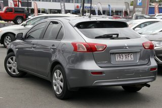 2012 Mitsubishi Lancer CJ MY12 ES Sportback Grey 6 Speed Constant Variable Hatchback.