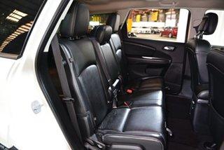 2014 Dodge Journey JC MY14 R/T White 6 Speed Automatic Wagon