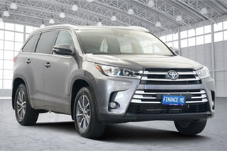 2019 Toyota Kluger GSU50R GXL 2WD Grey 8 Speed Sports Automatic Wagon.