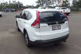 2014 Honda CR-V RM MY15 VTi-L 4WD White 5 Speed Sports Automatic Wagon