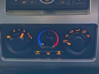 2010 Nissan Navara D40 ST Blue 5 Speed Automatic Utility