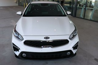 2019 Kia Cerato BD MY19 S Clear White 6 Speed Sports Automatic Hatchback.