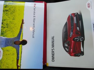 2016 Kia Cerato YD MY17 S Red 6 Speed Manual Sedan