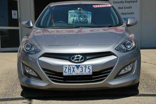 2012 Hyundai i30 GD Active Grey 6 Speed Automatic Hatchback