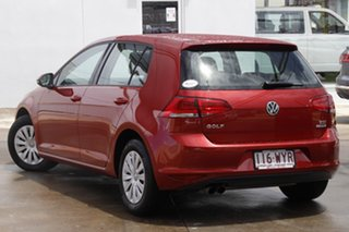 2016 Volkswagen Golf VII MY17 92TSI DSG Red 7 Speed Sports Automatic Dual Clutch Hatchback.