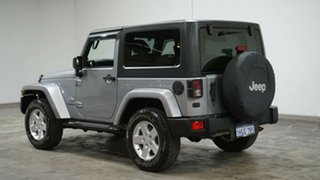 2014 Jeep Wrangler JK MY2014 Freedom Silver 6 Speed Manual Softtop.