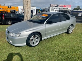 2006 Holden Commodore VZ MY06 Executive Silver 4 Speed Automatic Sedan